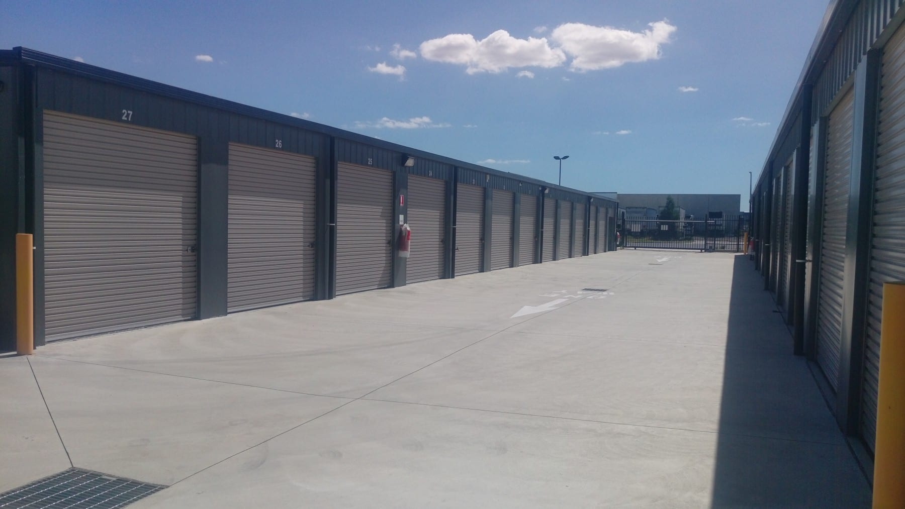Deer Park Storage Facility