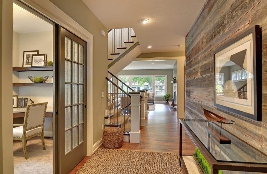 Hallway Wall Treatments